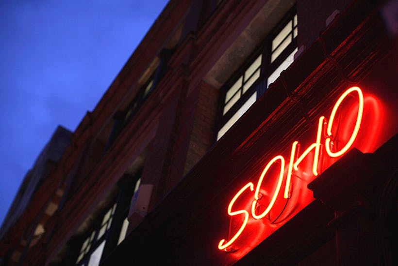 Soho hasn't deteriorated – you have: Kiln reviewed | The Spectator