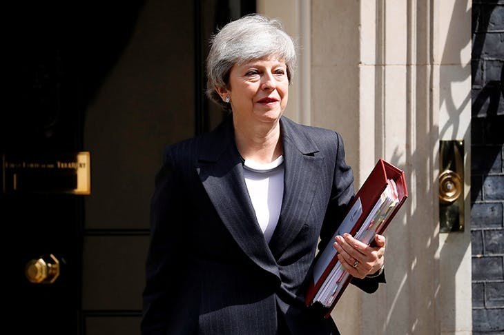 The end of May: Theresa must go so the Tories can heal | The Spectator