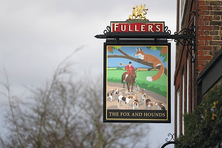 How do Britain's pubs get their names? | The Spectator