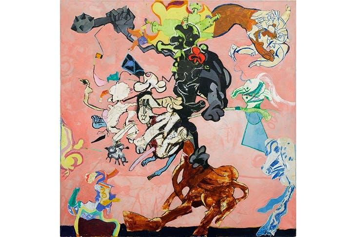 'Centaur', 1964, by Paula Rego
