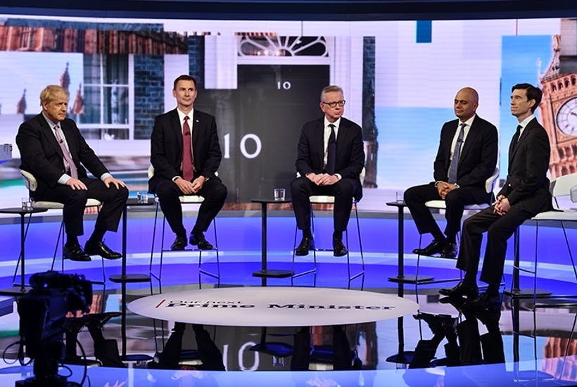 Boris's big mistake? Agreeing to the BBC debate | The Spectator