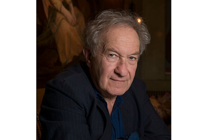 Simon Schama: I'm on tour – singing. Yes, seriously | The Spectator