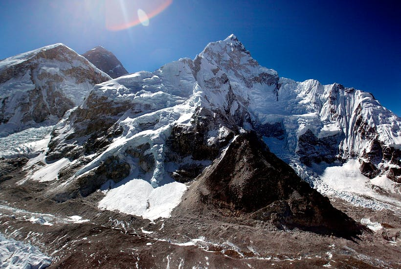How many people make it up Everest? | The Spectator