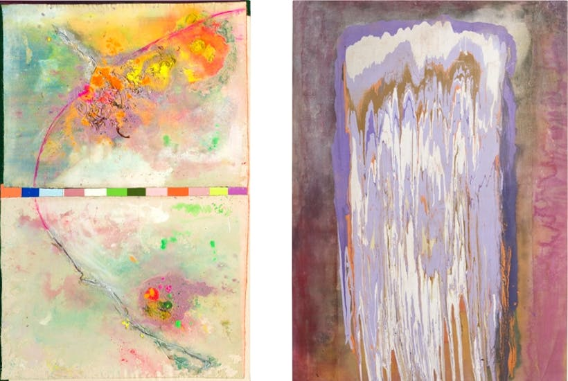 Virtuosic exploration of paint: Frank Bowling at Tate Britain reviewed | The Spectator