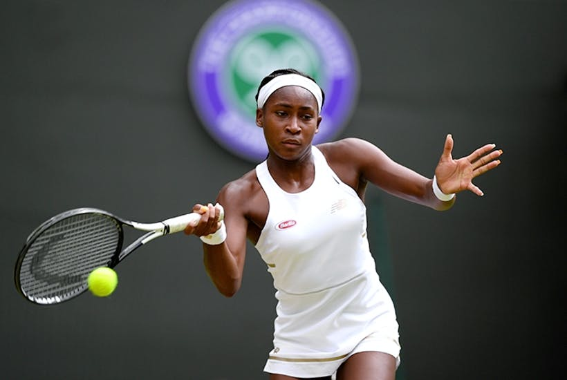 Coco Gauff won fair and square, but she played terrible tennis | The Spectator