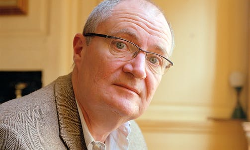 He's everywhere and nowhere: Jim Broadbent