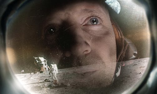 Moonwalking: Rufus Wright as Neil Armstrong in 8 Days: To the Moon