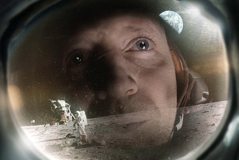 Reminds you how uncomplicatedly thrilling the first moon landing was: BBC2's 8 Days reviewed | The Spectator