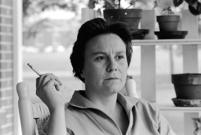 Harper Lee's battle wasn't with writer's block but the whisky bottle | The Spectator