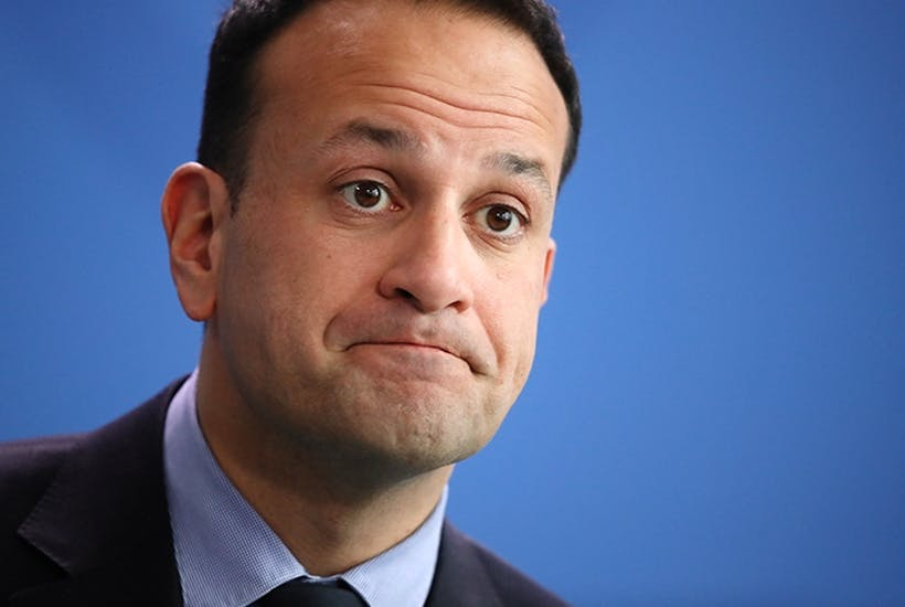 Varadkar's backstop gamble could cost Ireland dearly | The Spectator