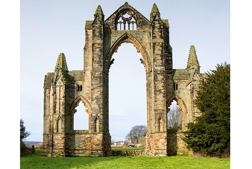 The grim magnificence of Gisborough Priory | The Spectator