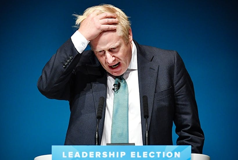 The most important decision that Boris has to make | The Spectator
