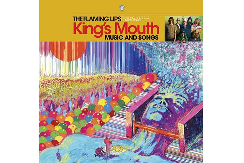 Reliably odd but the deranged proggery grates: King's Mouth by The Flaming Lips reviewed | The Spectator