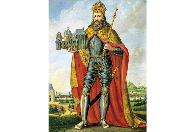 Homage to Charlemagne, the first Holy Roman Emperor   The Spectator