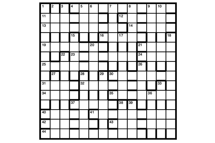 picture relating to Printable Chicago Tribune Crossword named La at the time crossword