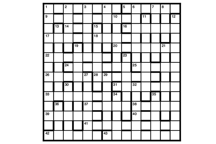 graphic about Printable Chicago Tribune Crossword called La when crossword