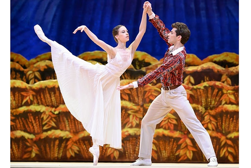 Daffy charm and diabolo tricks: Bolshoi's The Bright Stream reviewed | The Spectator