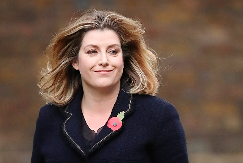 Penny Mordaunt: I'm fired  Job done | The Spectator