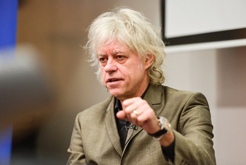 Chatting to Bob Geldof about Boris and Brexit | The Spectator
