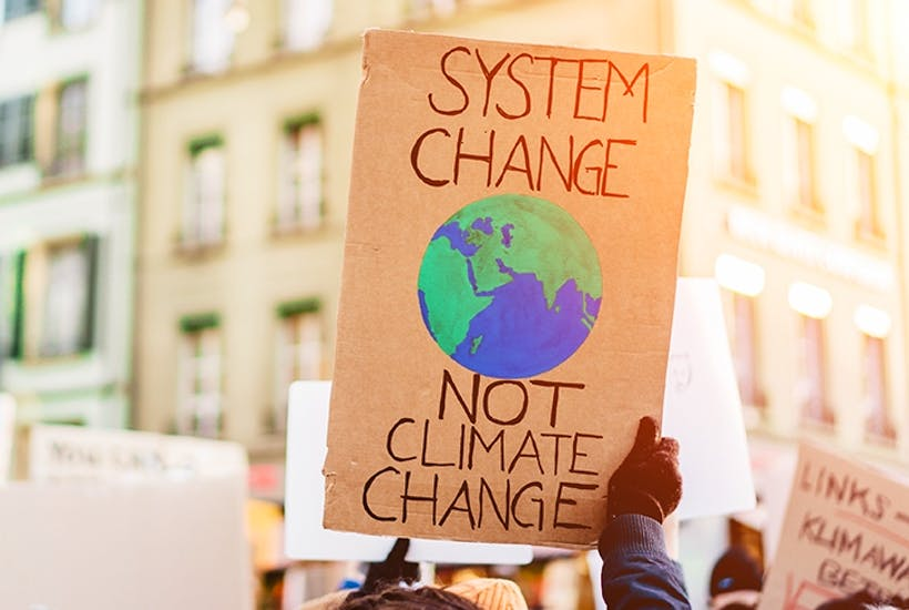 Don't blame the West for the climate emergency | The Spectator