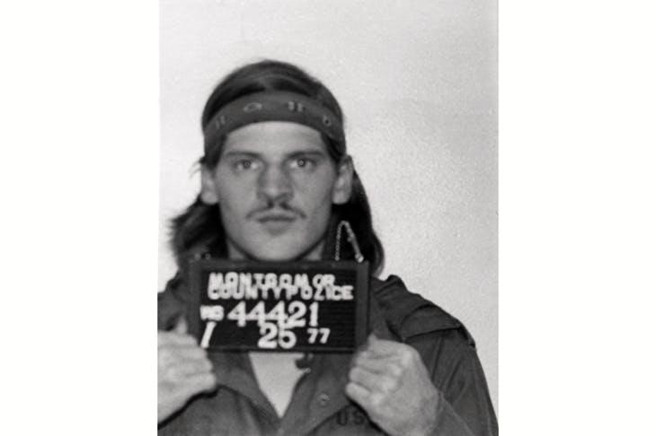 Lloyd Welch, the Lyon girls' murderer.