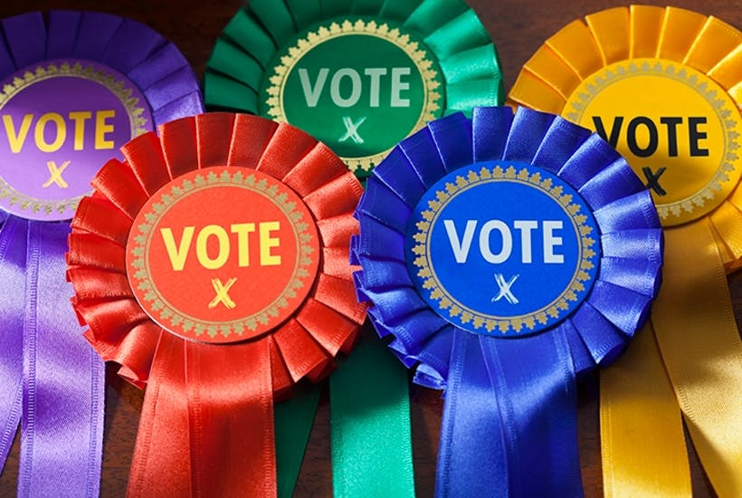 Rachel Johnson: which political party should I join next? | The Spectator