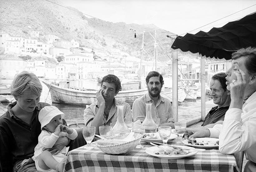 Lunch on Leonard Cohen Island: The Pirate Bar reviewed | The Spectator
