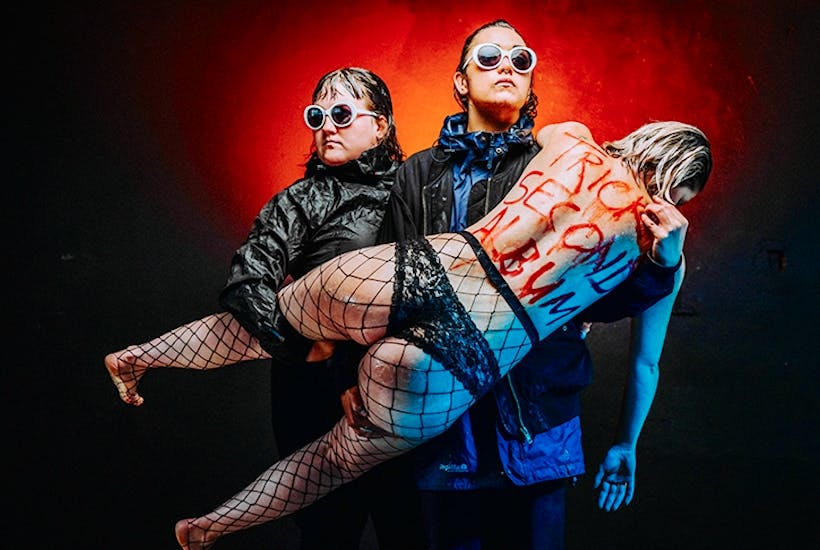 Lap-dancing with ISIS, the real Monica Lewinsky and one of the strangest things I've ever seen: Edinburgh Fringe roundup   The Spectator